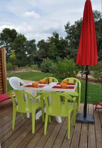 Soleilinvest, Ferienhäuser  Aubignan - big - 28
