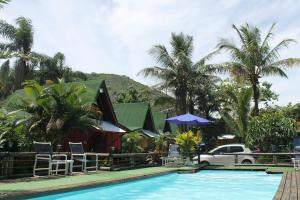 Alemao Cabanas, Lodges  Camburi - big - 30
