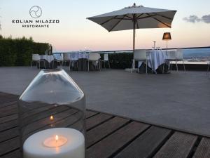 Eolian Milazzo Hotel, Отели  Милаццо - big - 56