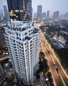 Somerset Grand Citra Jakarta, Apartmánové hotely  Jakarta - big - 15