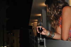Xenia Hotel, Hotely  Naxos Chora - big - 51