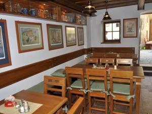 Penzion na Ostrově, Гостевые дома  Чески-Крумлов - big - 43