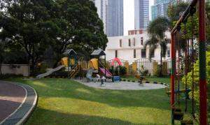 Somerset Grand Citra Jakarta, Apartmánové hotely  Jakarta - big - 17