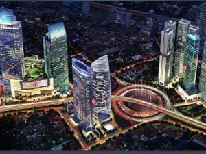 Somerset Grand Citra Jakarta, Apartmánové hotely  Jakarta - big - 16