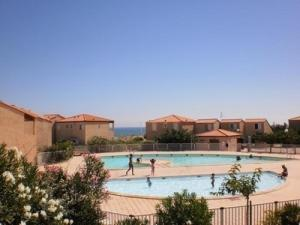 House Bastide de la mer, Дома для отпуска  Ле Баркарес - big - 10