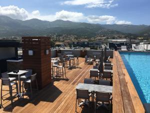 Hotel Residence Lido Marana, Hotely  Furiani - big - 39