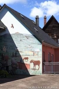 Gîte Familial, Apartmány  Labaroche - big - 14