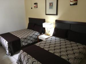 Hotel San Antonio, Отели  Агуаскальентес - big - 12