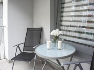 VacationClub - Bohaterów Września Apartment 11, Apartmány  Svinoústí - big - 11