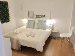 Ahro Suites, Апартаменты  Малага - big - 146