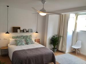 Ahro Suites, Апартаменты  Малага - big - 143