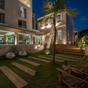 Zank by Toque Hotel, Hotely  Salvador - big - 43