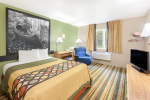 Super 8 Grayling, Hotels  Grayling - big - 3