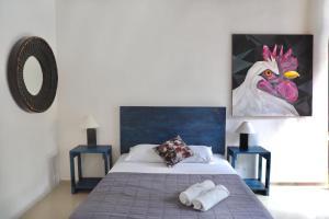 Residencia Gorila, Apartmanhotelek  Tulum - big - 76