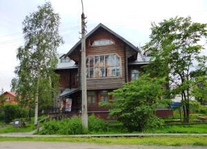 Mansarda - Novaya Derevnya