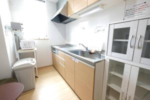 Shibamata 2-chome Share House Room 203, Apartmány  Tokio - big - 52