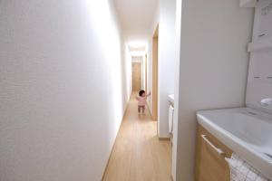 Shibamata 2-chome Share House Room 203, Apartmány  Tokio - big - 48