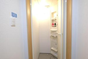 Shibamata 2-chome Share House Room 203, Apartmány  Tokio - big - 39