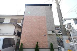 Shibamata 2-chome Share House Room 203, Apartmány  Tokio - big - 32