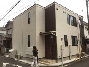 Shibamata 2-chome Share House Room 203, Apartmány  Tokio - big - 25