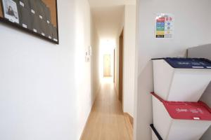 Shibamata 2-chome Share House Room 203, Apartmány  Tokio - big - 15