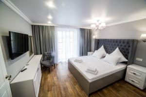 КвартХаус, Апарт-отели  Тольятти - big - 36