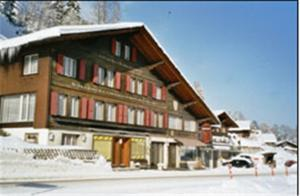 Pension Ruedy-Hus