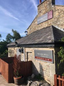 Red Well Inn, Отели  Carnforth - big - 26
