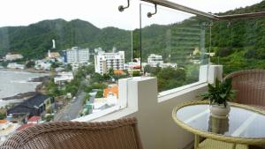 Cozy Seaview Studio Vung Tau, Апартаменты  Вунгтау - big - 10