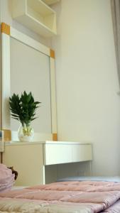 Cozy Seaview Studio Vung Tau, Апартаменты  Вунгтау - big - 11