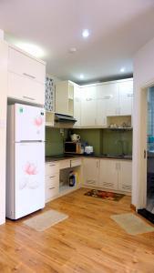 Cozy Seaview Studio Vung Tau, Апартаменты  Вунгтау - big - 12