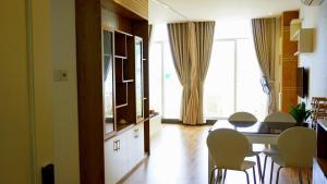 Cozy Seaview Studio Vung Tau, Апартаменты  Вунгтау - big - 13
