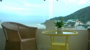 Cozy Seaview Studio Vung Tau, Апартаменты  Вунгтау - big - 14