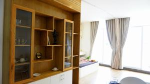 Cozy Seaview Studio Vung Tau, Апартаменты  Вунгтау - big - 18