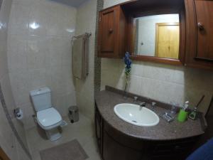 Chalé Bela Vista, Dovolenkové domy  Gramado - big - 12