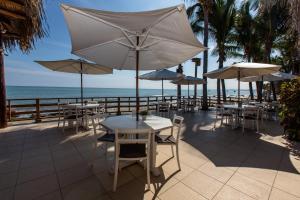 Casa de Playa Bungalows & Restaurant, Hotels  Máncora - big - 74