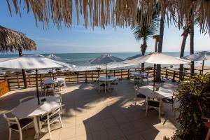 Casa de Playa Bungalows & Restaurant, Hotels  Máncora - big - 71