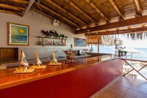 Casa de Playa Bungalows & Restaurant, Hotels  Máncora - big - 70