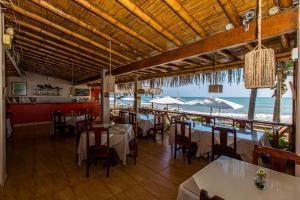 Casa de Playa Bungalows & Restaurant, Hotels  Máncora - big - 67