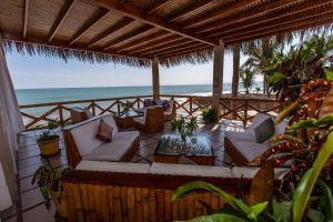 Casa de Playa Bungalows & Restaurant, Hotels  Máncora - big - 65