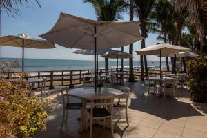 Casa de Playa Bungalows & Restaurant, Hotels  Máncora - big - 64