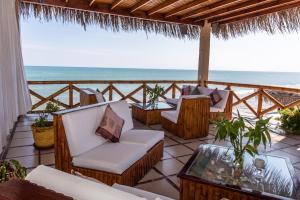 Casa de Playa Bungalows & Restaurant, Hotels  Máncora - big - 63