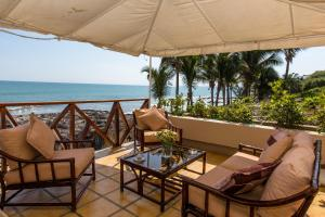 Casa de Playa Bungalows & Restaurant, Hotels  Máncora - big - 59