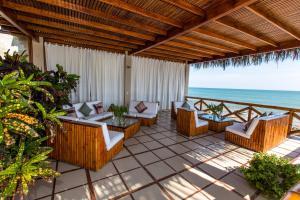 Casa de Playa Bungalows & Restaurant, Hotels  Máncora - big - 54