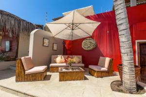 Casa de Playa Bungalows & Restaurant, Hotels  Máncora - big - 51