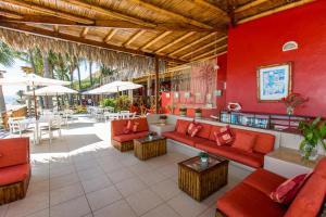 Casa de Playa Bungalows & Restaurant, Hotels  Máncora - big - 49