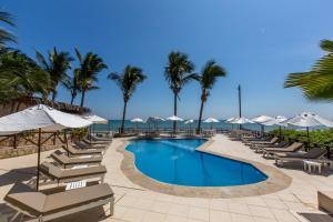 Casa de Playa Bungalows & Restaurant, Hotels  Máncora - big - 48