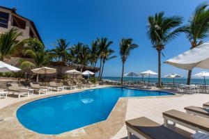 Casa de Playa Bungalows & Restaurant, Hotels  Máncora - big - 47