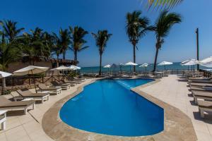 Casa de Playa Bungalows & Restaurant, Hotels  Máncora - big - 27