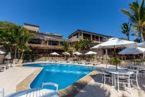 Casa de Playa Bungalows & Restaurant, Hotels  Máncora - big - 44